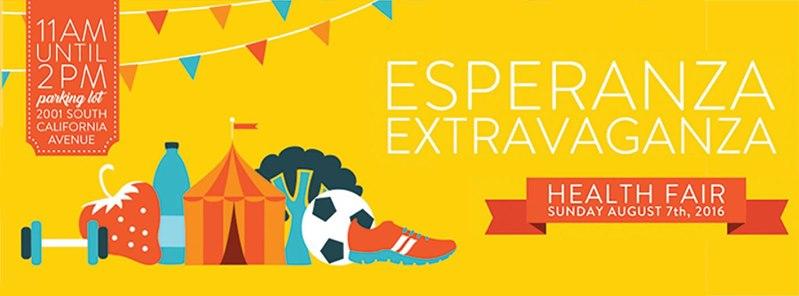 Esperanza Health Fair