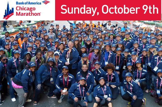 Bank of America Chicago Marathon 2016